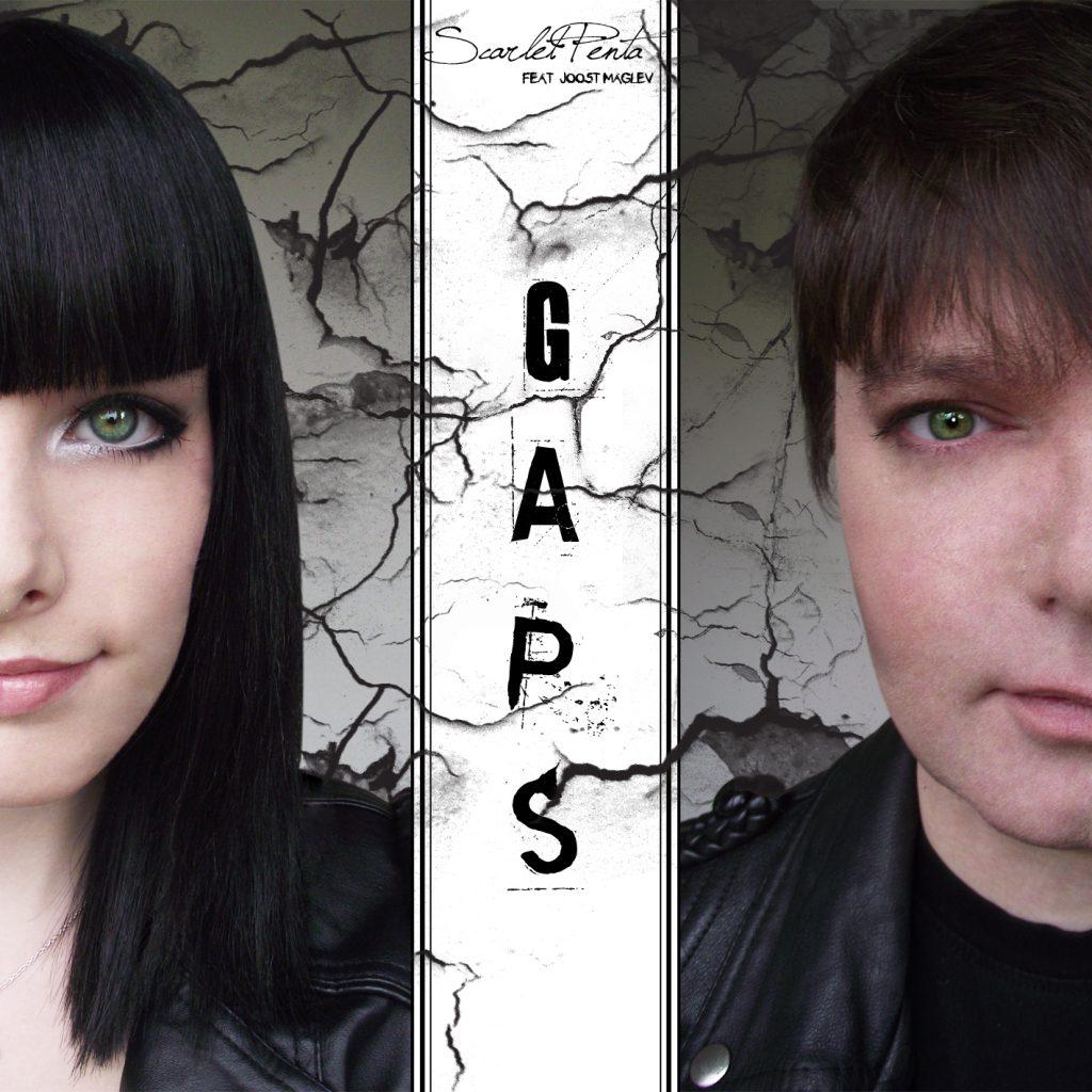 Scarlet Penta - GAPS CD