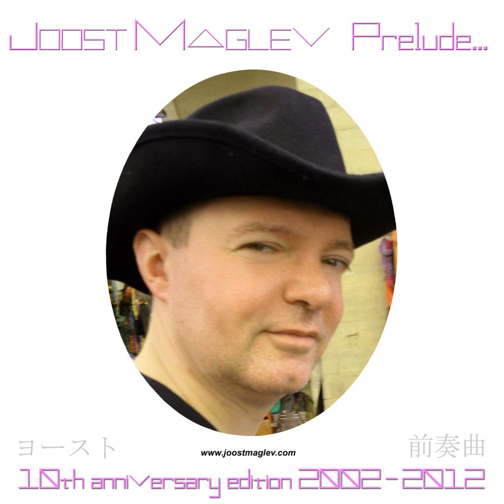 Prelude 10th anniversary 2002-2012 CD